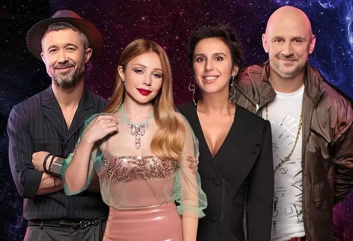 Артисты исполнили совместную композицию в прямом эфире песенного шоу