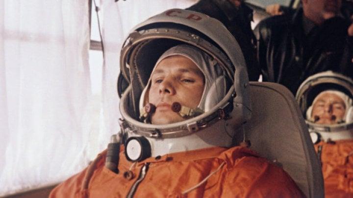 В Москве украли барокамеру Юрия Гагарина.