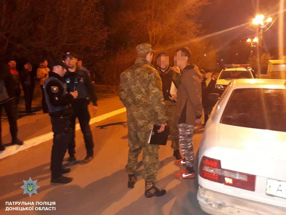 В Мариуполе из иномарки обстреляли мужчину
