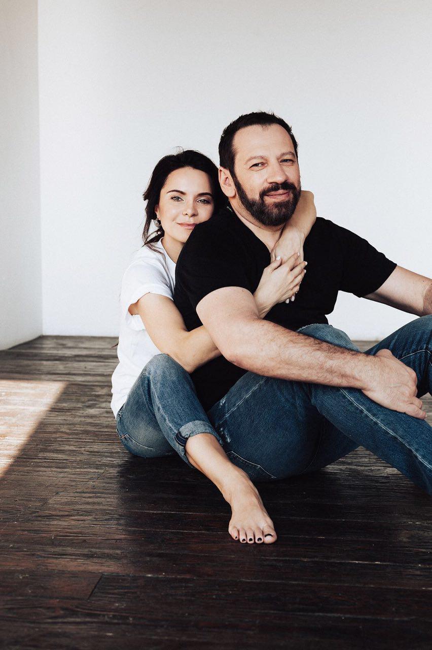 Будущие супруги снялись в романтической фотосессии