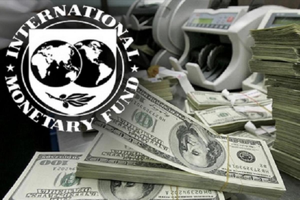 МВФ и деньги