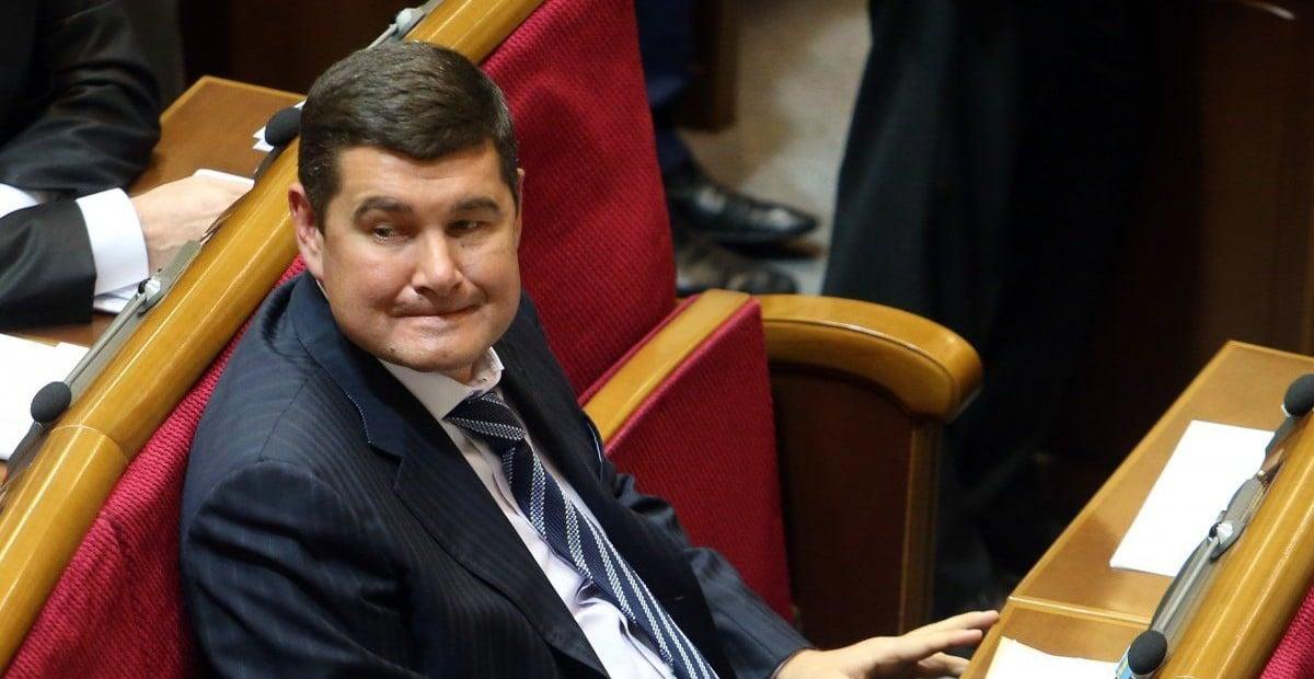 Онищенко рассекретил разговор с Порошенко