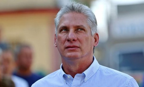Главой государственного совета Кубы избран Мигель Диаса-Канель