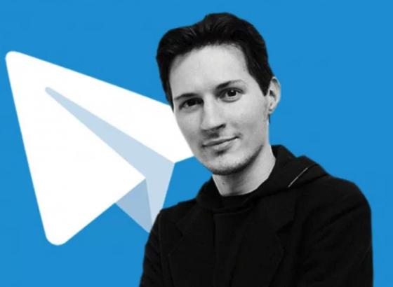 Дуров и Телеграм 2
