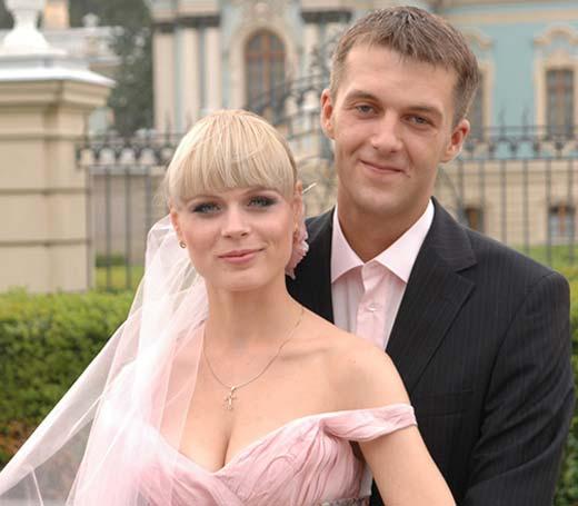 Ольга Фреймут и Александр Ракоед