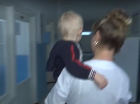 На Житомирщине ребенка заперли в квартире