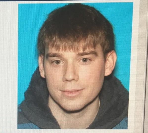 29-летний Трэвис Рейнкинг из города Мортон в штате Иллинойс во время нападения был голым