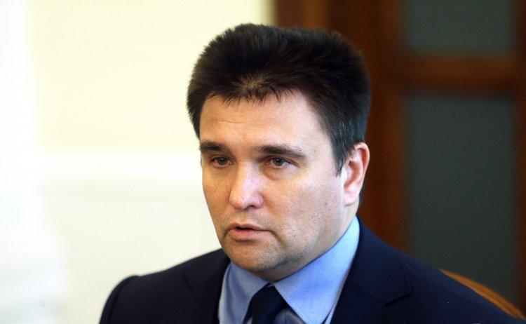 Война на Донбассе — С Владимиром Путиным нельзя заключить сделку по Донбассу, считает Павел Климкин