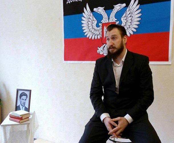 Пропагандист Михаил Бовдуй