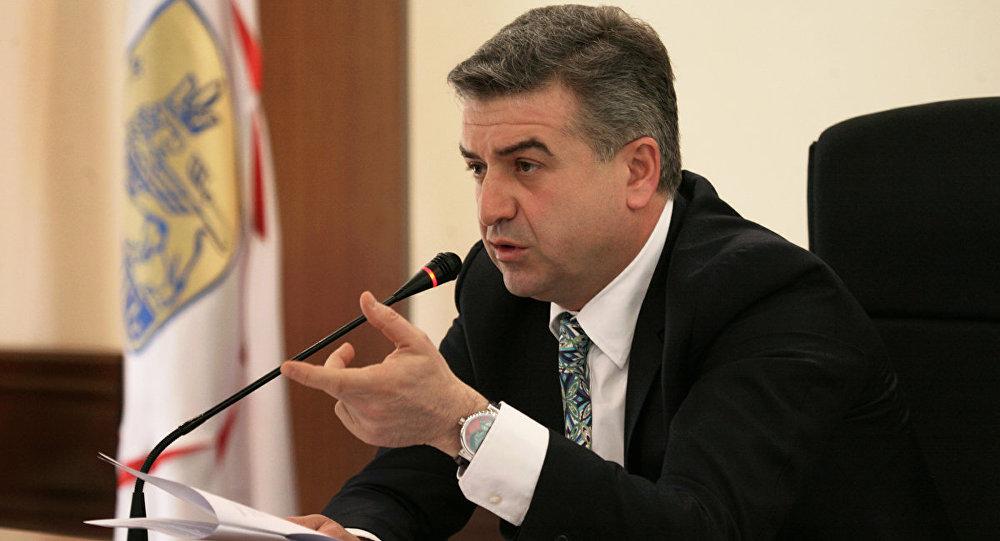 Карен Карапетян стал врио премьер-министра Армении.