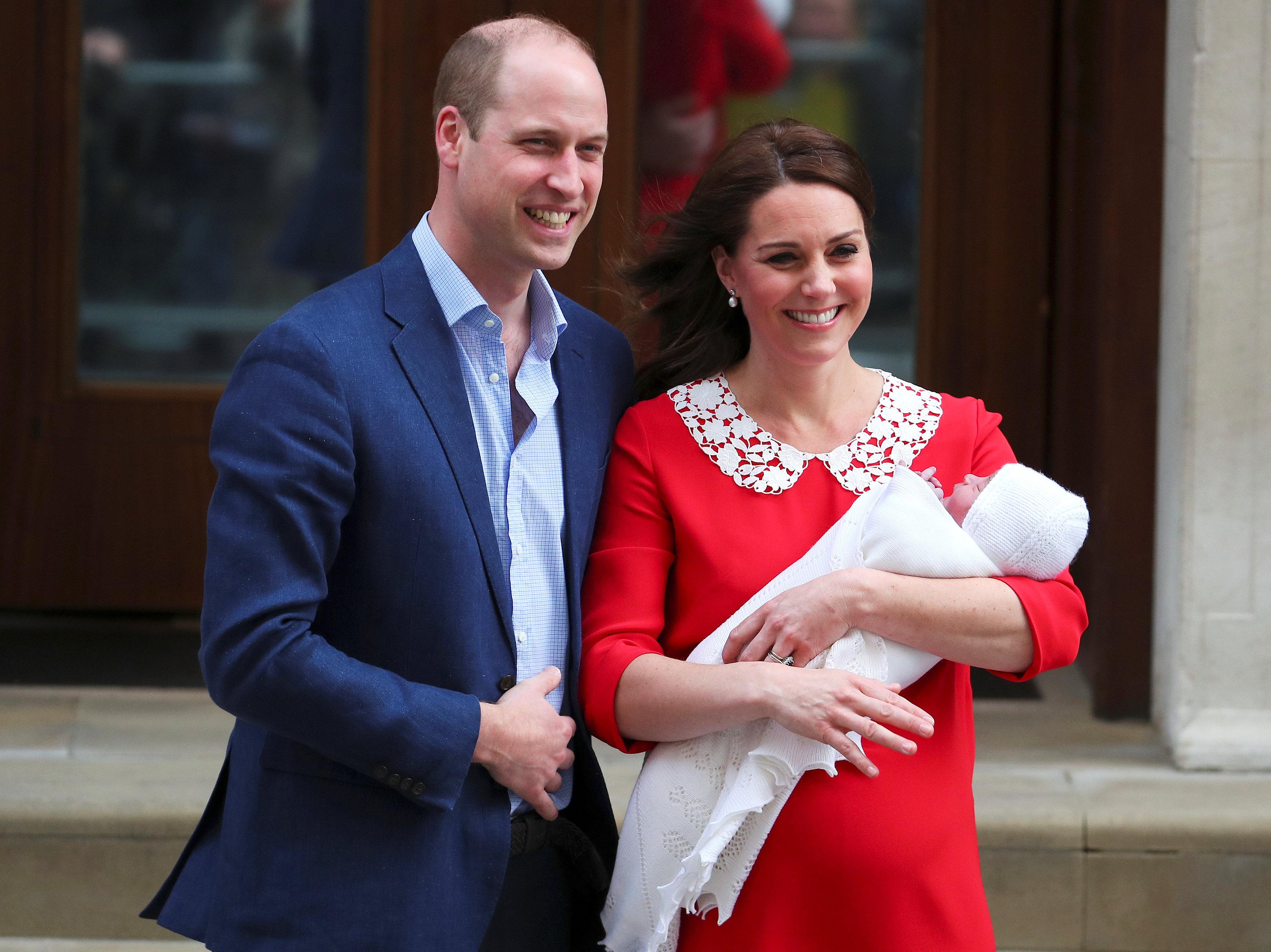 Журналисты считают, что малыша назвали в честь мужа королевы Виктории
