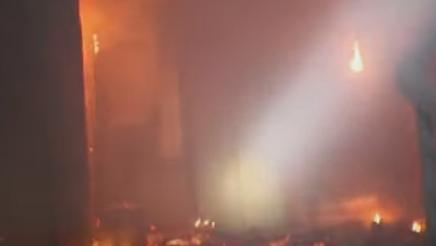 В китайском городе в караоке-баре в результате пожара погибли 18 человек