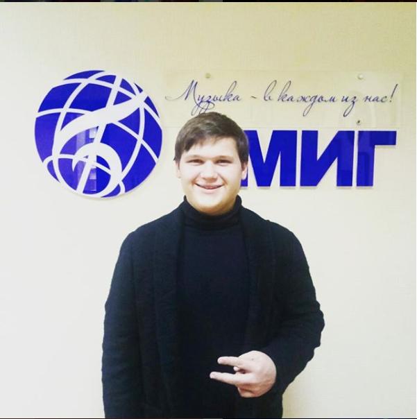 Александр Порядинский презентовал новый трек.