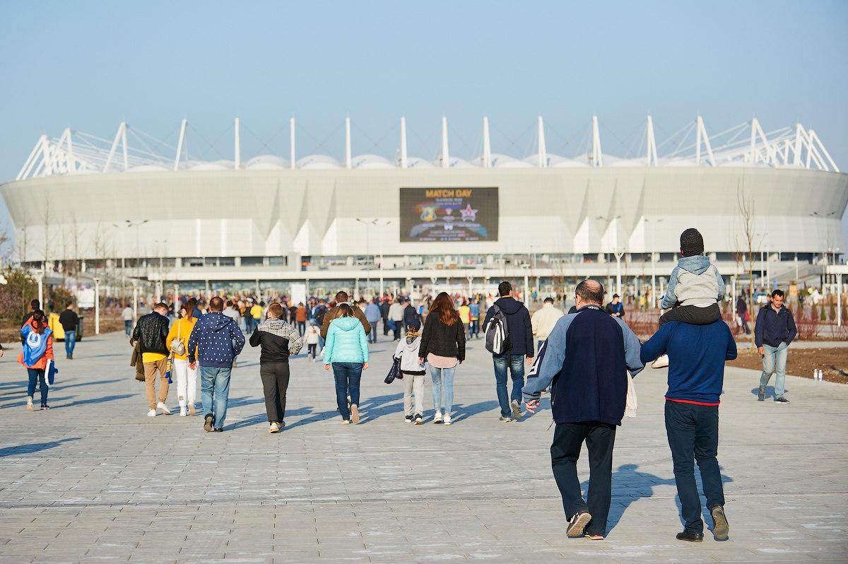 Стоимость арены – 19,84 млрд рублей.