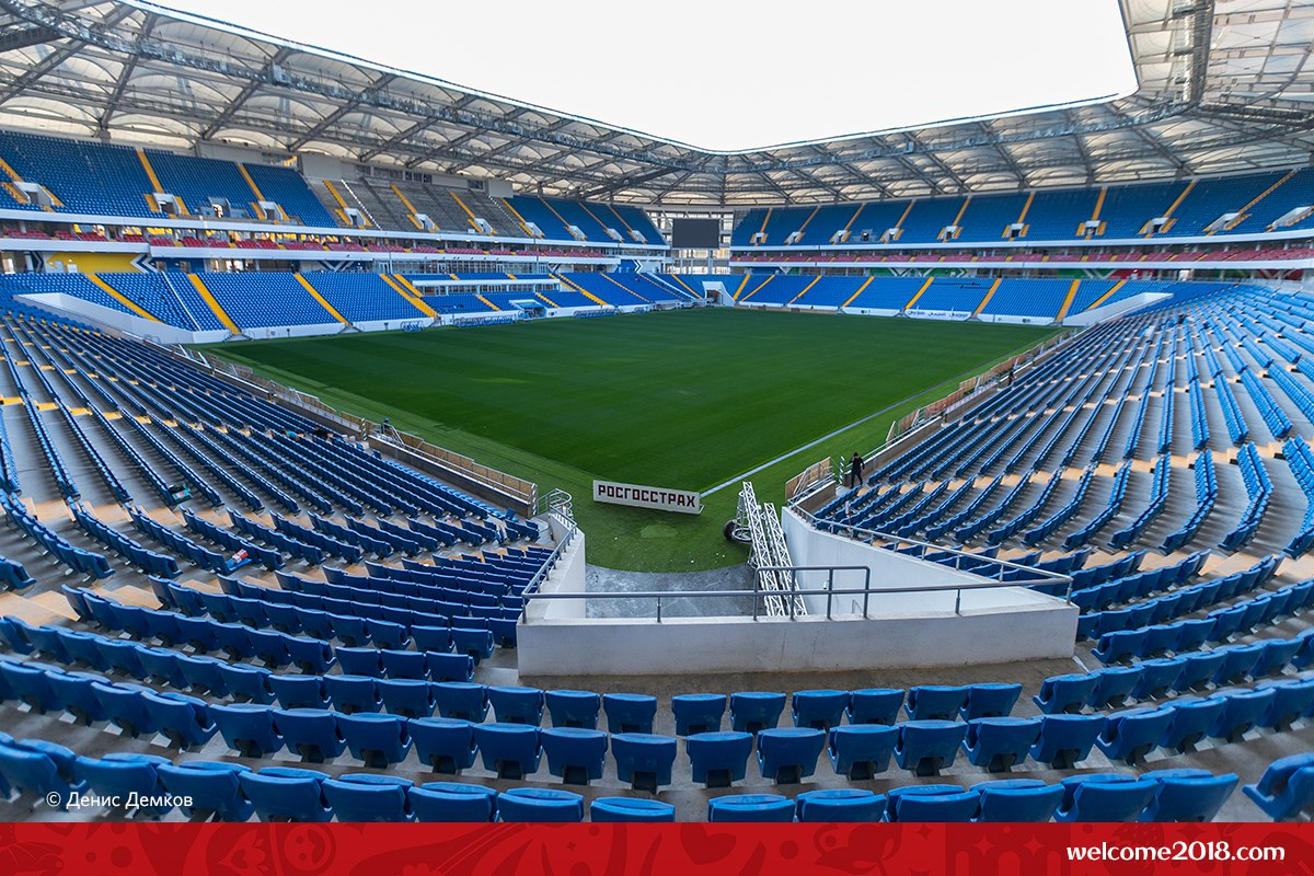 """После завершения мирового первенства арену предполагается использовать для проведения футбольных матчей международного уровня, домашних игр футбольного клуба """"Ростов"""", а также для других спортивных активностей."""