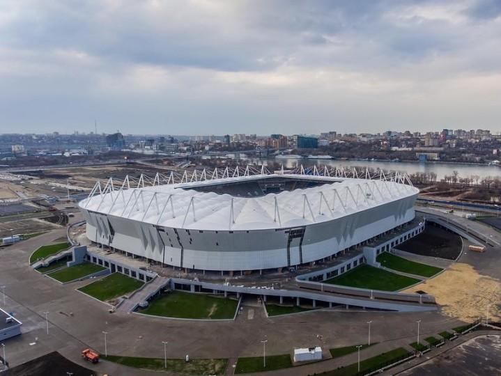 На чемпионате мира ростовский стадион примет 4 матча группового этапа (Бразилия – Швейцария, Уругвай – Саудовская Аравия, Южная Корея – Мексика, Исландия – Хорватия), а также матч 1/8-й.