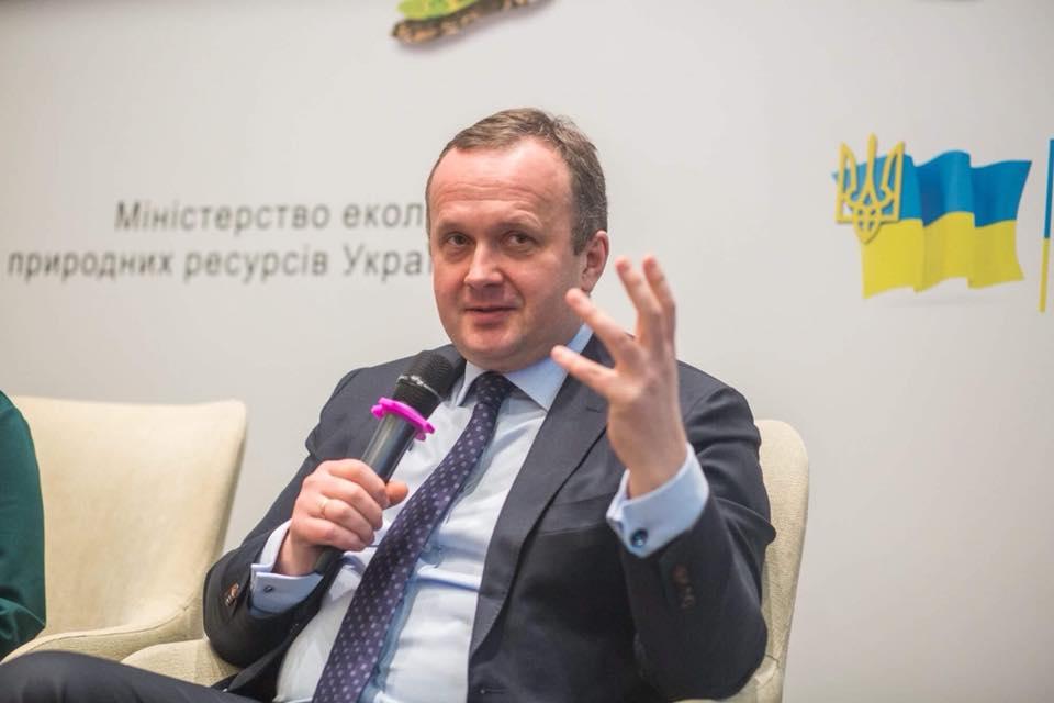 Остап Семерак инициировал разделение зоны отчуждения в Чернобыле