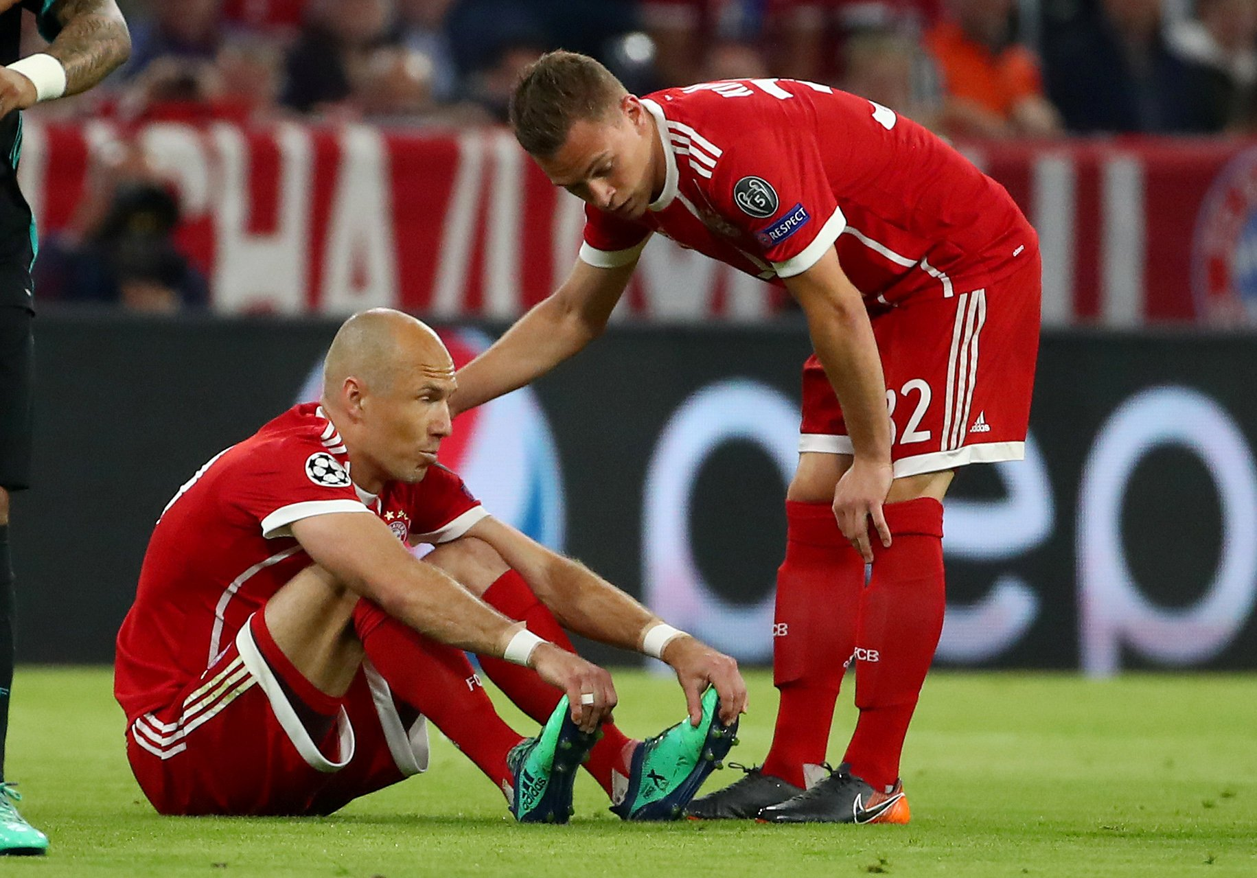 Бавария – Реал: 1:2.
