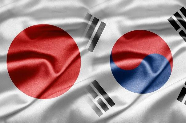 Япония выразила протест Южной Корее из-за десерта.