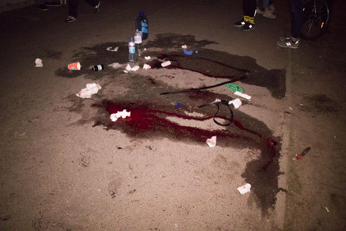 Правоохранители рассматривают две основные версии взрыва, прогремевшего в Киеве в авто