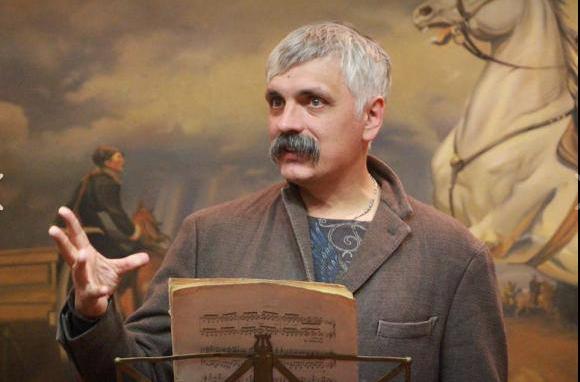 Корчинский заявил, что Украина может вернуть свои территории, воспользовавшись кризисом в России