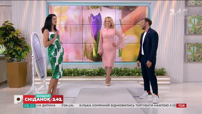 Андре Тан рассказал о модных платьях весны-лета-2018.