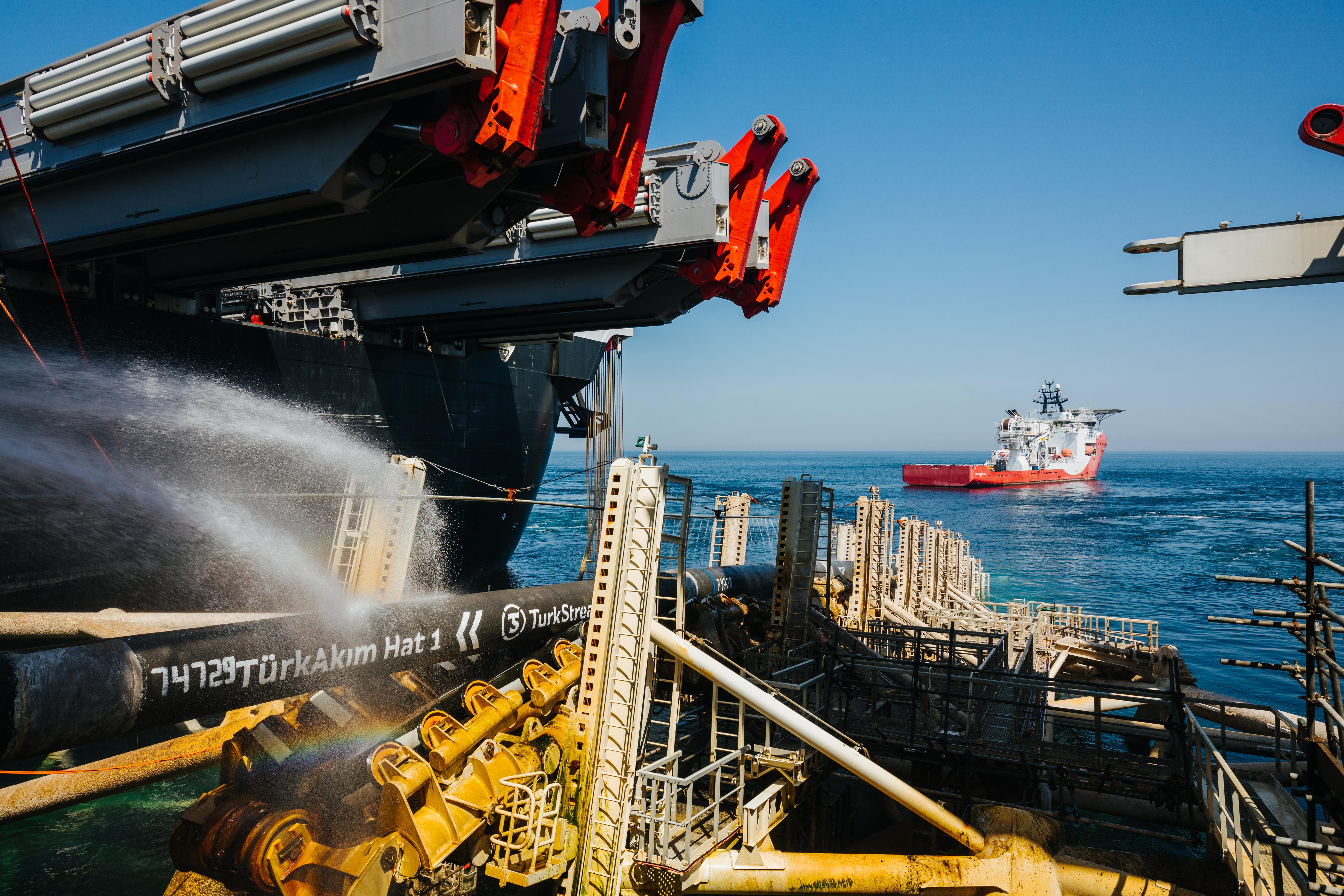 Газпром_Турецкий поток