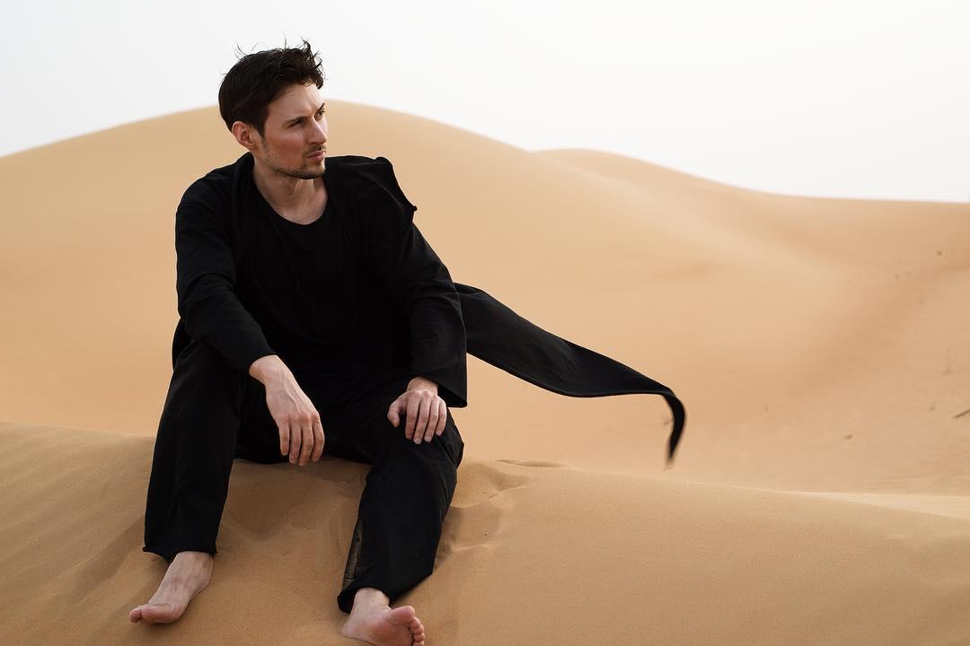 Дуров покинул Россию несколько лет назад, однако продолжает бороться за свободу интернета в стране.