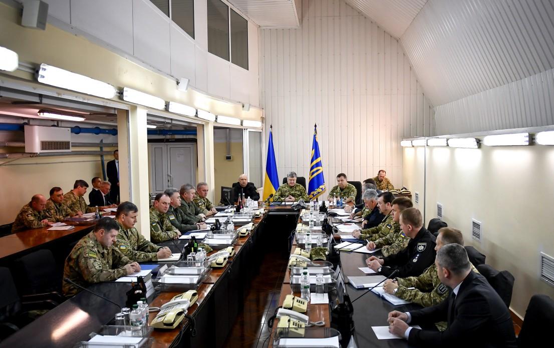 Порошенко намерен объявить об окончании Операции объединенных сил после освобождения Донецка, Луганска и Крыма