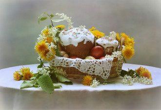 Названы лучшие рецепты пасхи на Воскресение Христово