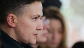 Надежда Савченко сказала, что  будет голодать, пока, в частности, не окажется на свободе