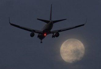 Американские пилоты были шокированы увиденным объектом Фото: УНИАН