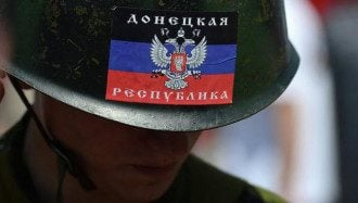 """В """"ДНР"""" утверждают, что взрывы в Донецке устроили """"украинские беспилотники"""""""