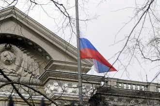 """Американский капитан отметил, что отношения России со всеми """"омрачились"""", в том числе и с Беларусью"""