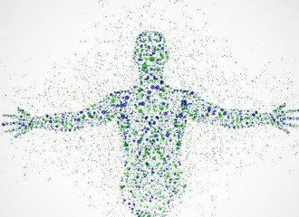 Ученые доказали, что больше чем на половину человеческое тело состоит из микробов