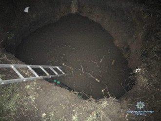 В Мирнограде на дне ямы, в которой была вода, нашли мертвой пятилетнюю девочку