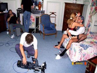 Эпизод со съемок порнофильма