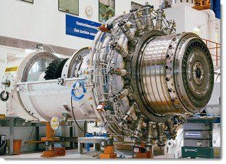 В Крыму прошли испытания немецкой турбины