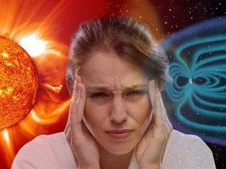 Магнитные бури в октябре 2019 - когда долбанет до черноты в глазах