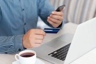 Онлайн кредит на банковскую карту