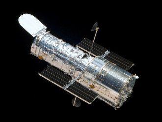 Hubble может стать музеем на орбите