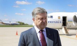 Петр Порошенко на рейсовом самолете отправится в США на прощание с Джоном Маккейном
