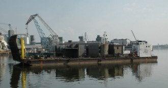 Судостроительный завод в Николаеве