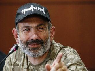 Нікола Пашинян