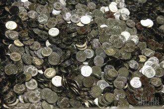 Нацбанк вводит в обращении 1 и 2-гривневые монеты