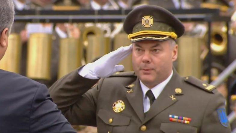 Руководителем ООС стал генерал-лейтенант Сергей Наев.