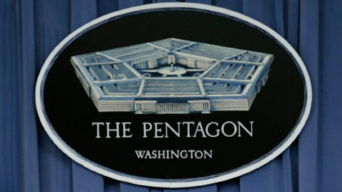 Эмблема Пентагона