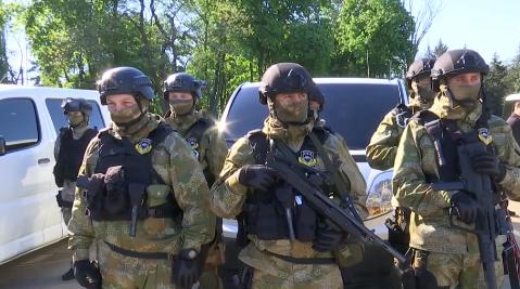 В Одессе в связи с мероприятиями к годовщине трагедии 2 мая беспрецедентные меры безопасности