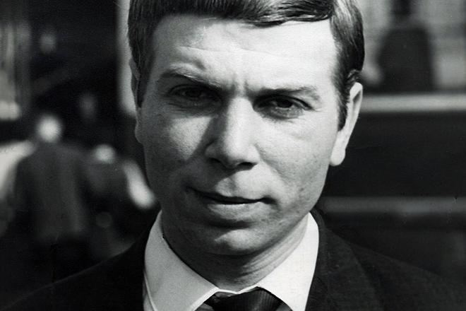 Вадим Мулерман в 60-е годы