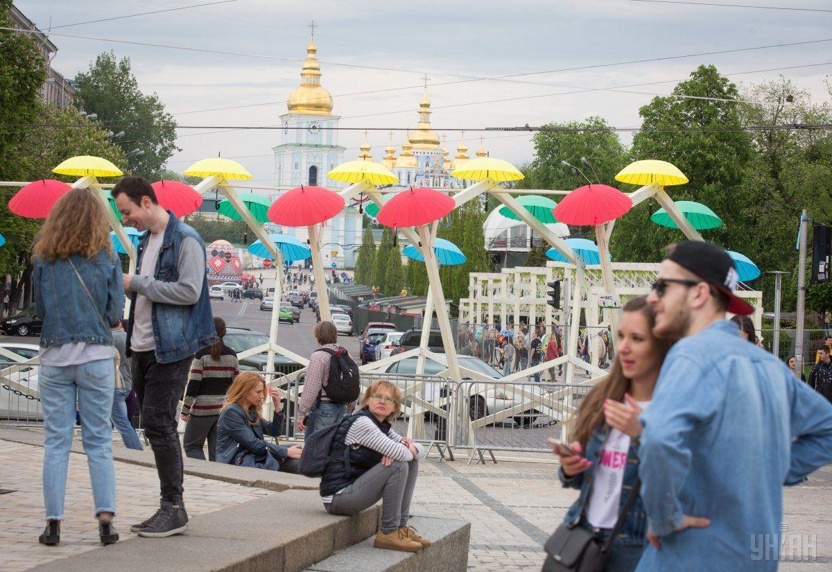 День Киева обойдется в 96,5 тысяч долларов